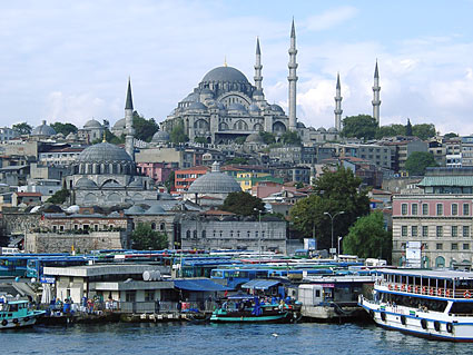 Istanbul putovanja