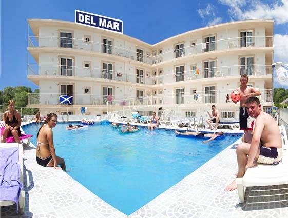 Ibica leto 2019 – Apartmani Del Mar 3*