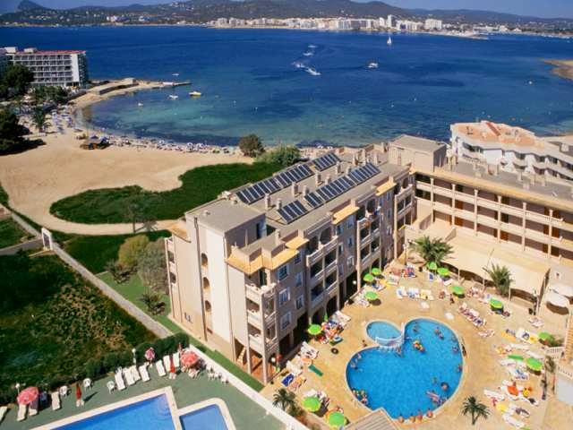 Ibica letovanje – Calas de Ibiza  3*