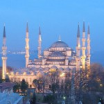 Istanbul docek nove godine