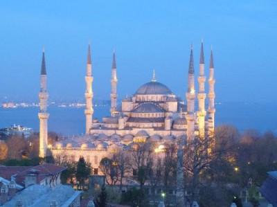 Istanbul - Docek Nove Godine