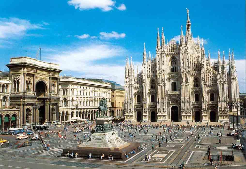 Jesen u Milanu
