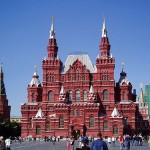 Docek Nove Godine u Moskvi