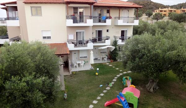 Vila Dionisios Pefkohori