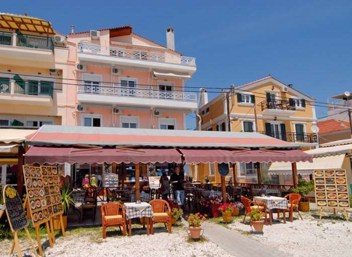 Hoteli na Tasosu ! Hotel Molos House 19 Eur u julu |