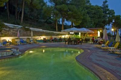 Hotel Dryades Siviri