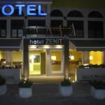 Hotel u Novom Sadu