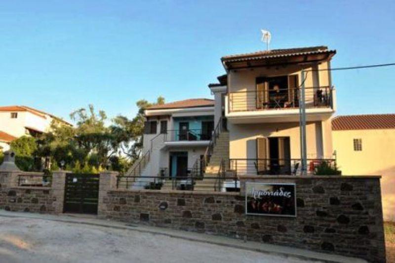 Vila Armoniades Sivota