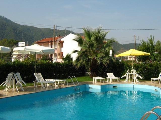 Vila sa bazenom Stavros