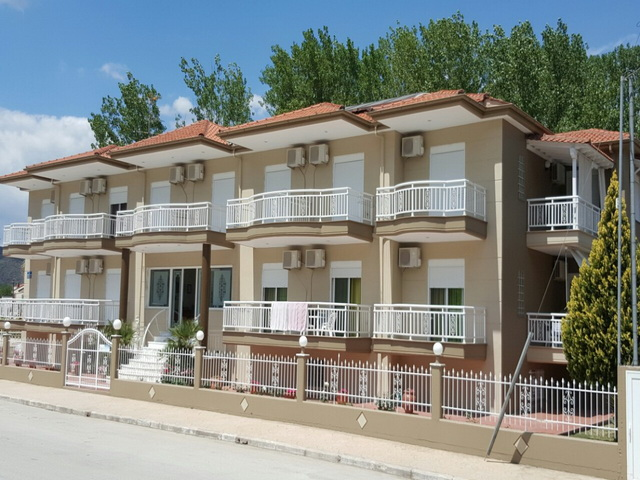 Vila Venus Palace Stavros leto 2019