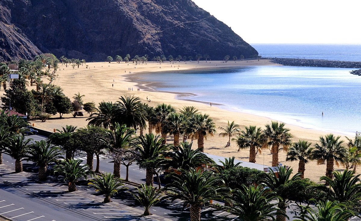 Plaze na Tenerifima