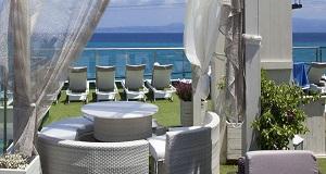 hotel na plazi Pefkohori