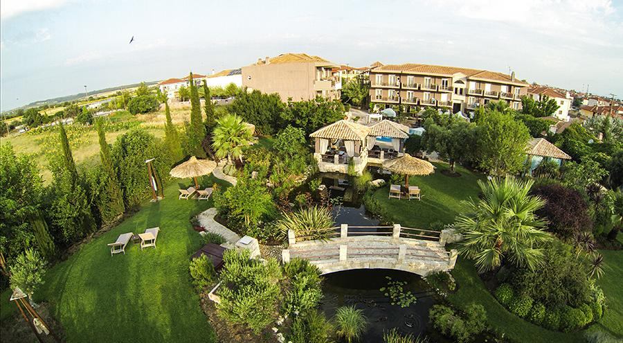 Hoteli na Halkidikiju