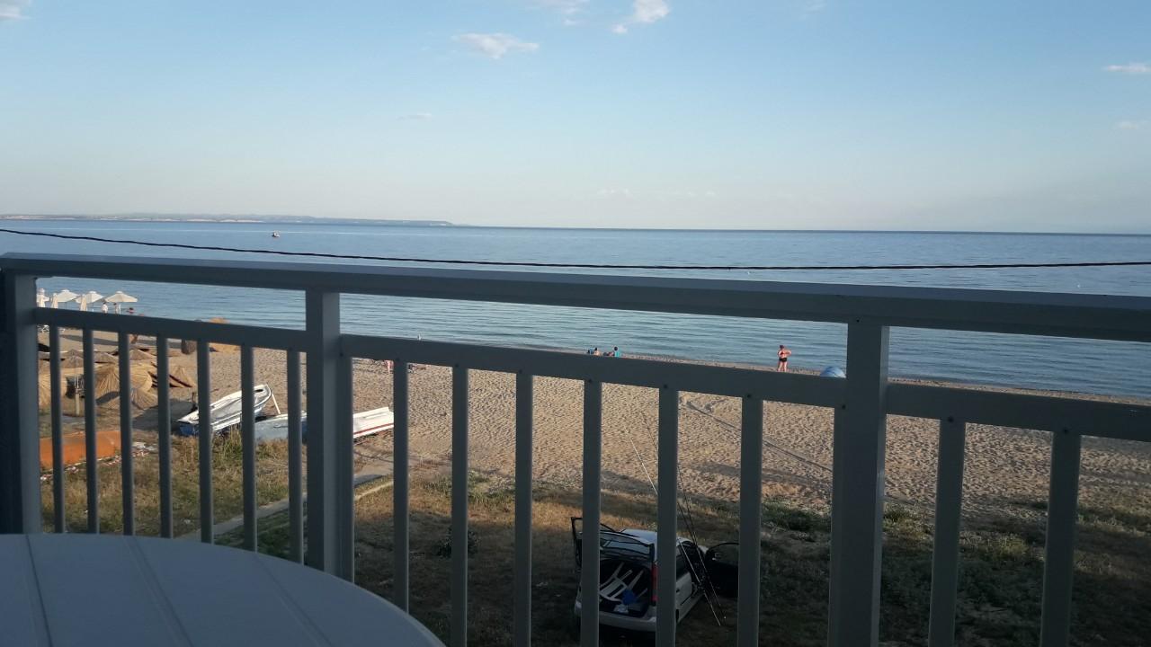 Vila na plazi