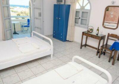 Sobe Hotela Santorini