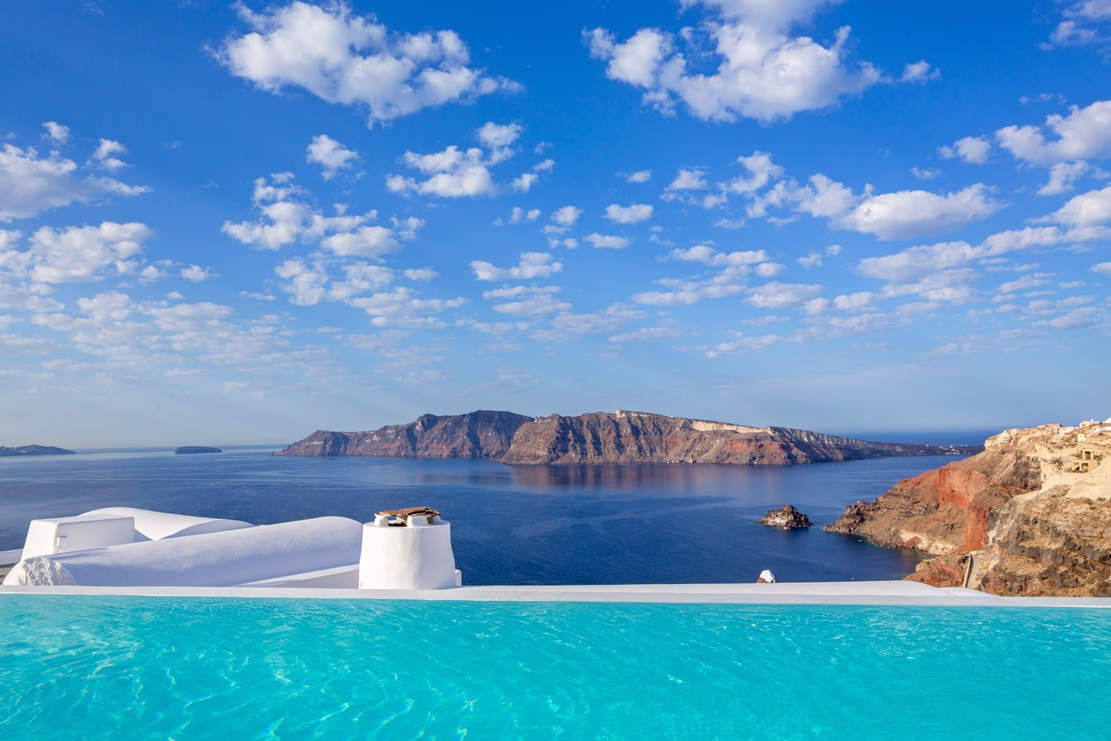 Santorini Najbolji hoteli