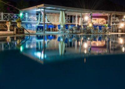 hotel 3 zvezdice Santorini