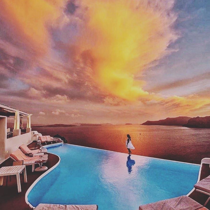 Santorini ostrvo za zaljubljene