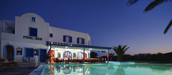 Hotel Perissa Santorini