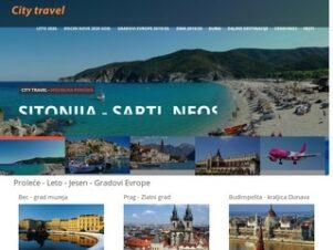 Ciy travel Novi Sad