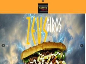 Giros Novi Sad izrada sajta